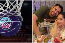 Raffi Ahmad dirikan klub basket, siap unjuk diri di IBL 2022