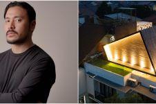 Manfaatkan rooftop, intip 7 potret studio musik Marcello Tahitoe