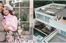 Lama tak ditempati, ini 7 potret kondisi rumah Ashanty & Anang di Bali