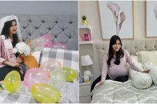 9 Potret kamar Syahnaz di tiga rumah berbeda, usung berbagai konsep
