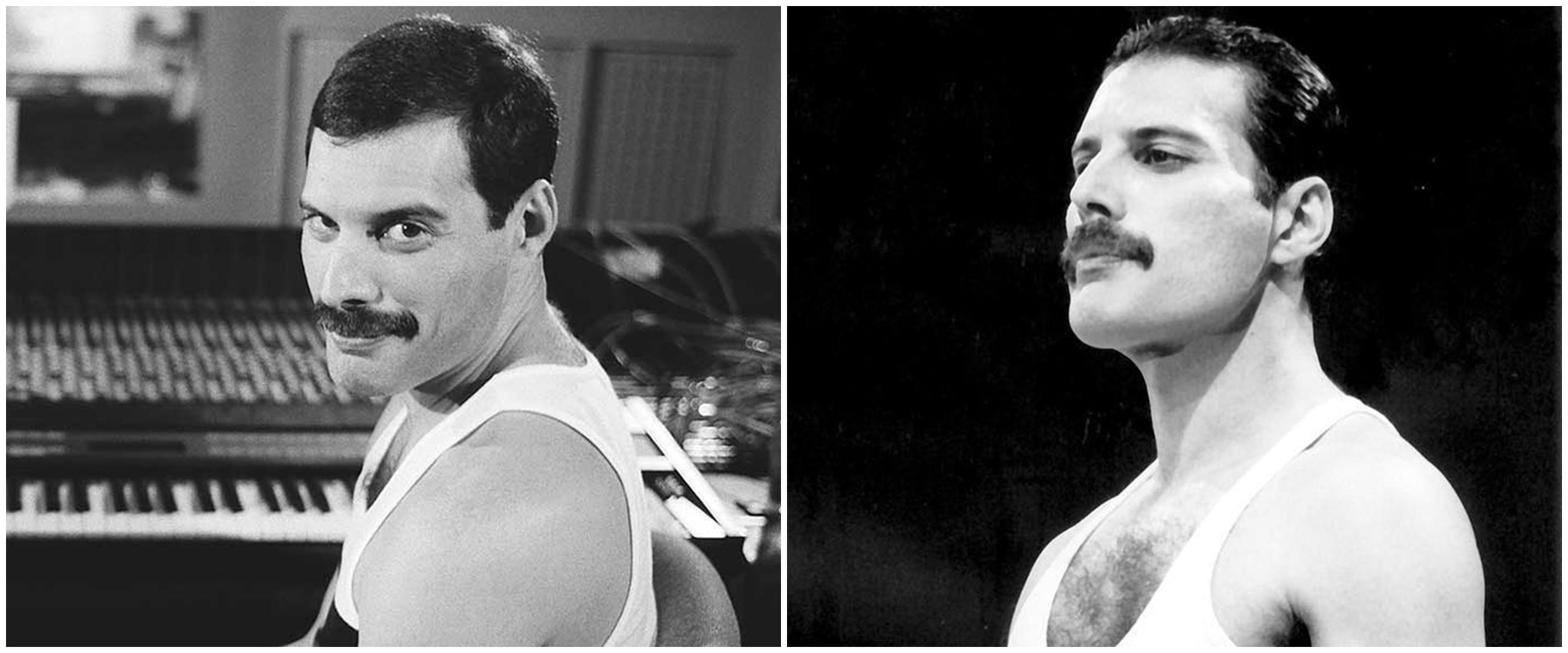Empat karya seni NFT Freddie Mercury dilelang untuk amal AIDS