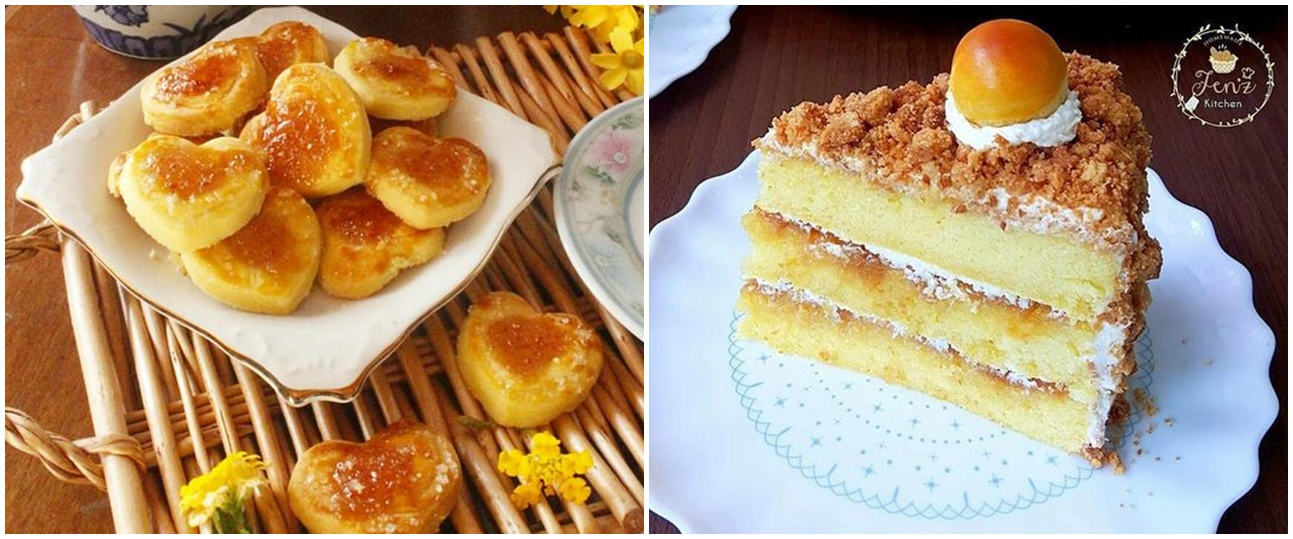 11 Resep kue berbahan buah nanas, legit dan lezat