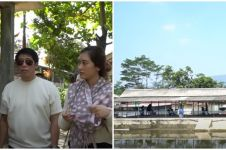 11 Penampakan pesantren milik Azis Gagap, dilengkapi kandang ternak