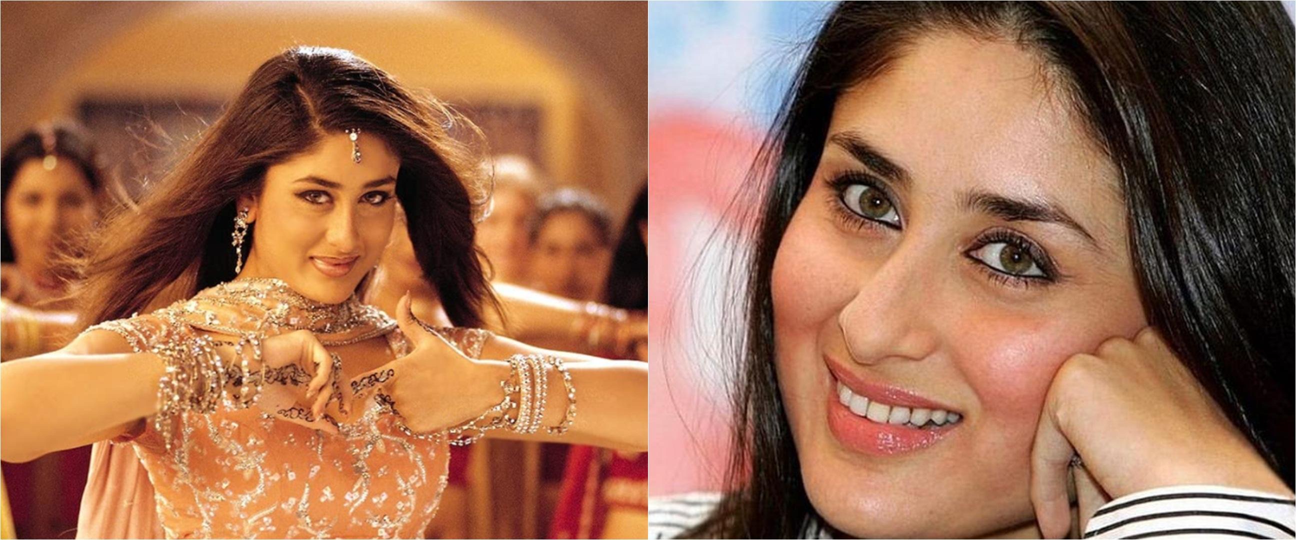 9 Potret dulu dan kini Kareena Kapoor, senyum manisnya jadi andalan