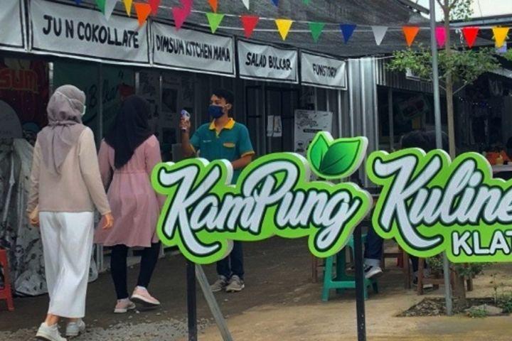 Berwisata saat pandemi, Kampung Kuliner Klaten bisa jadi pilihan nih