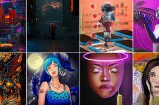 Neftipedia, marketplace yang bisa bikin karya seniman semakin mendunia