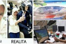 11 Potret lucu ekspektasi vs realita ala warga Facebook, ngeselin abis