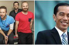 Coldplay ajak Presiden Jokowi gabung Global Citizen Live