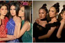 7 Gaya pemotretan girls squad Buku Harian Seorang Istri, tampil elok