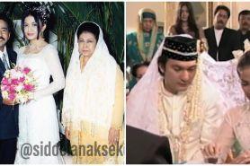 7 Beda gaya pernikahan Doel-Sarah dan Zaenab-Hendri di sinetron