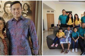 Ibu Ageng mertua SBY meninggal dunia, begini ungkapan duka AHY