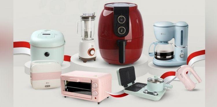 Olike lifestyle hadirkan jajaran perangkat dapur serba pintar