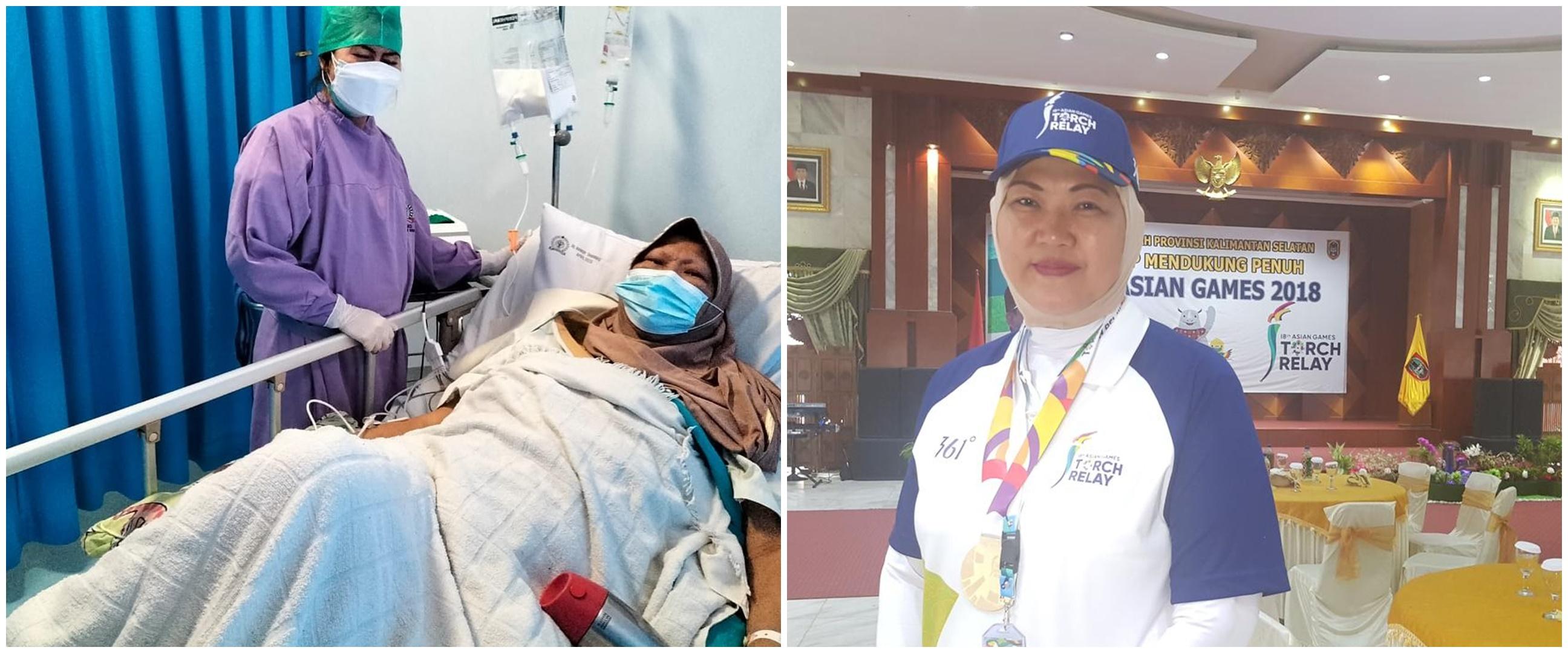 Legenda bulu tangkis Verawaty Fajrin idap kanker, begini kabar terbaru