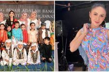 15 Potret sekolah milik Yuni Shara, biaya SPP tak sampai Rp 5.000