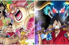7 Sejarah tentang Wano, negeri samurai legendaris di serial One Piece