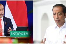 Kunjungan kerja ke Cilegon, Jokowi sopiri Puan Maharani & dua menteri