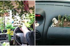 11 Cara nyeleneh orang dekorasi mobil ini bikin salah fokus