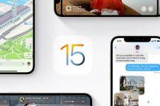 3 Fitur Apple iOS 15 ini belum bisa digunakan setelah di-upgrade