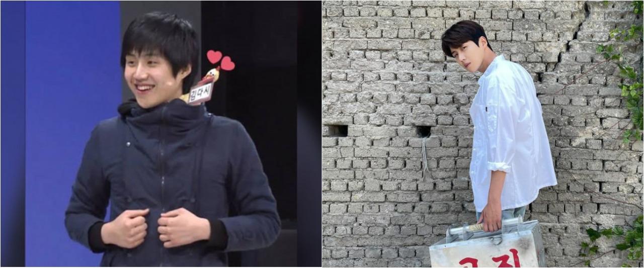 Aktor reputasi terbaik Korea, ini 9 potret dulu dan kini Kim Seon-ho