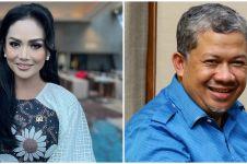 Buka-bukaan soal gaji Anggota DPR RI, Krisdayanti dipuji Fahri Hamzah