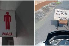 11 Kesalahan di papan petunjuk ini bikin garuk kepala