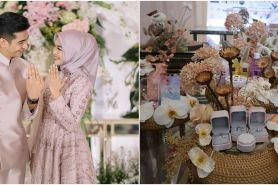 9 Potret seserahan lamaran Ria Ricis, tas mewah hingga masakan Aceh