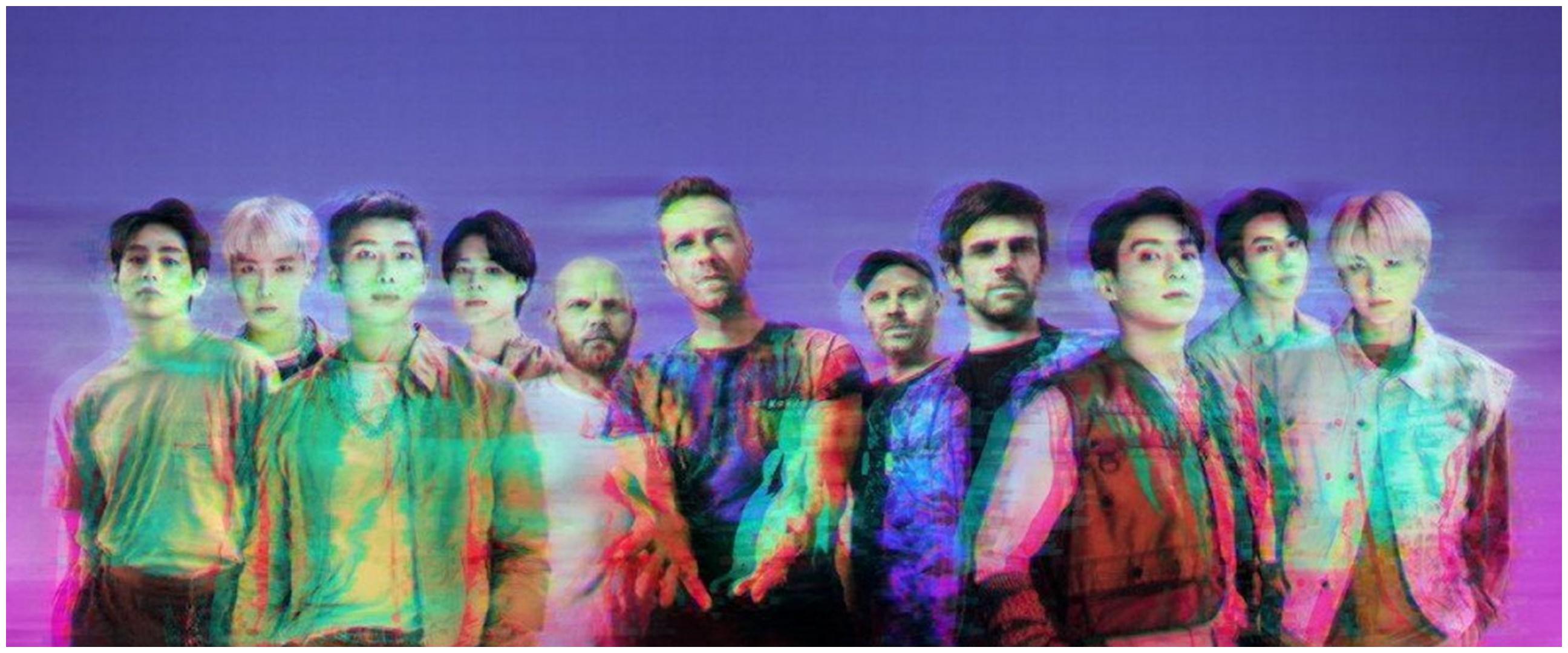 Keren, komik top Indonesia Tahilalats kolaborasi bareng BTS X Coldplay