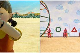 Penampakan 9 spot Instagramable lokasi film Squid Game