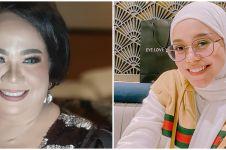 7 Potret persahabatan Aty Kodong dan Lesty Kejora, klop abis