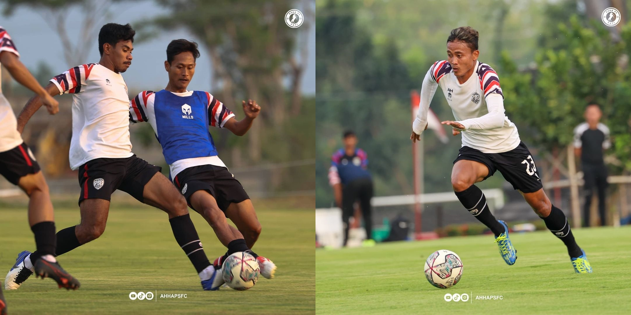 Tim sepak bola Atta Halilintar, AHHA PS Pati FC siap berlaga di Liga 2