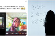 Kisah pilu guru hadapi kelas online yang selalu kosong, sempat syok