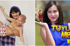 Potret dulu & kini 4 seleb tokoh 'Mbak Yul', Dominique Sanda awet muda