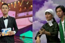 7 Potret lawas Raffi Ahmad jadi host acara musik, mirip Dimas Ahmad