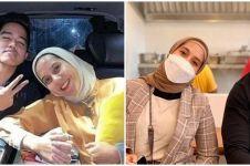 5 Momen Kaesang bareng Nadya Arifta, makan cakwe di pinggir jalan