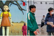 Squid Game dinilai plagiat film Jepang, sutradara beri jawaban tegas