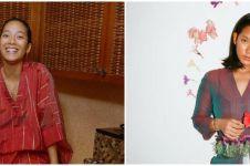 9 Inspirasi kebaya untuk hangout ala Tara Basro, kasual nan anggun