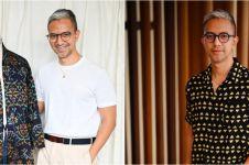 5 Potret cardigan karya desainer Didiet Maulana, hadiah untuk Hyun Bin