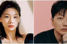 Beda 9 tahun, ini 6 momen kebersamaan Jung Ho-yeon dan Lee Dong-hwi
