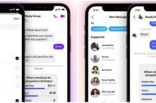 Asyik! Pengguna Instagram & Facebook Messenger kini bisa chat bareng