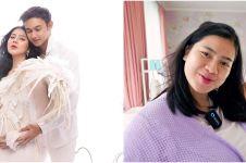 9 Potret kamar bayi Felicya Angelista dan Hito, berkonsep soft pink