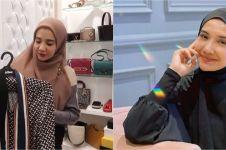 5 Cara mix and match outfit ala Zaskia Sungkar, kasual hingga formal