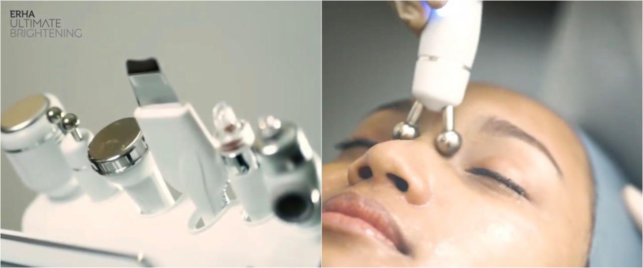 Hydra Glow Facial, treatment kecantikan yang membuat wajah glowing