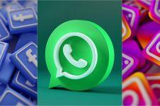 WhatsApp, Facebook, dan Instagram berangsur normal usai 6 jam down