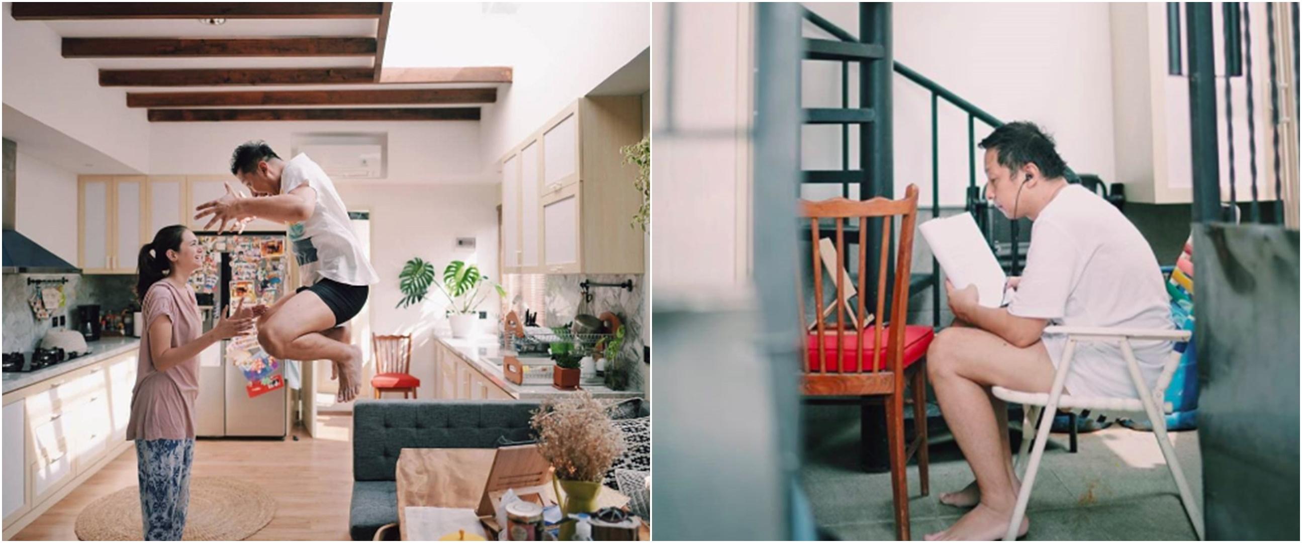 Estetik berkonsep Scandinavian, ini 7 cara Ringgo Agus menata rumahnya