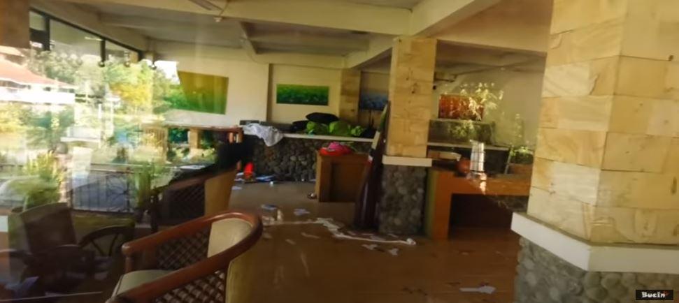 potret hotel mewah terbengkalai di Bogor YouTube
