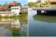 12 Potret hotel mewah terbengkalai di Bogor, properti masih lengkap