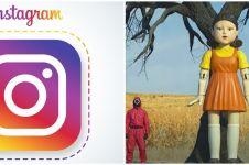 7 Langkah memainkan 'Lampu Merah Lampu Hijau' Squid Game di Instagram