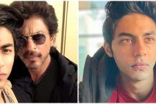 Geger video lawas Shah Rukh Khan izinkan putranya pakai obat terlarang