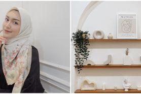 9 Tips mendekorasi rumah ala Melody Prima, elegan dan penuh karya seni