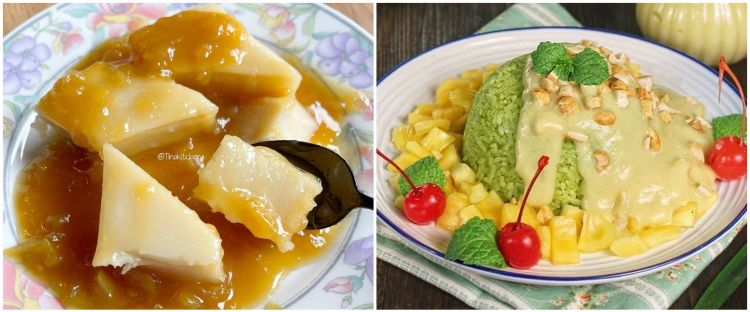 11 Resep camilan berbahan durian tanpa oven, menggugah selera
